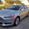 RelayRides Review : 2013 Ford Fusion Energi