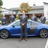 2014 Audi R8 V10 Plus: Something Borrowed, Something Blue