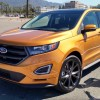 2015 Ford Edge Sport : EcoBoost Challenge