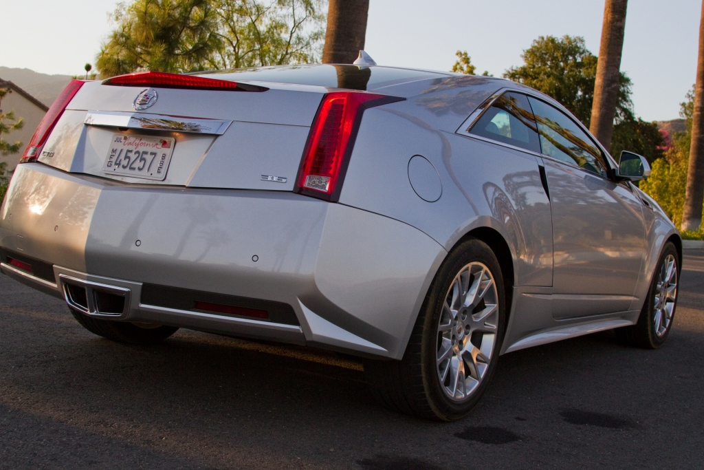 2010 Cts Coup 242