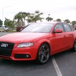 """Road Test: 2011 Audi A4 """"The Red Baron"""""""