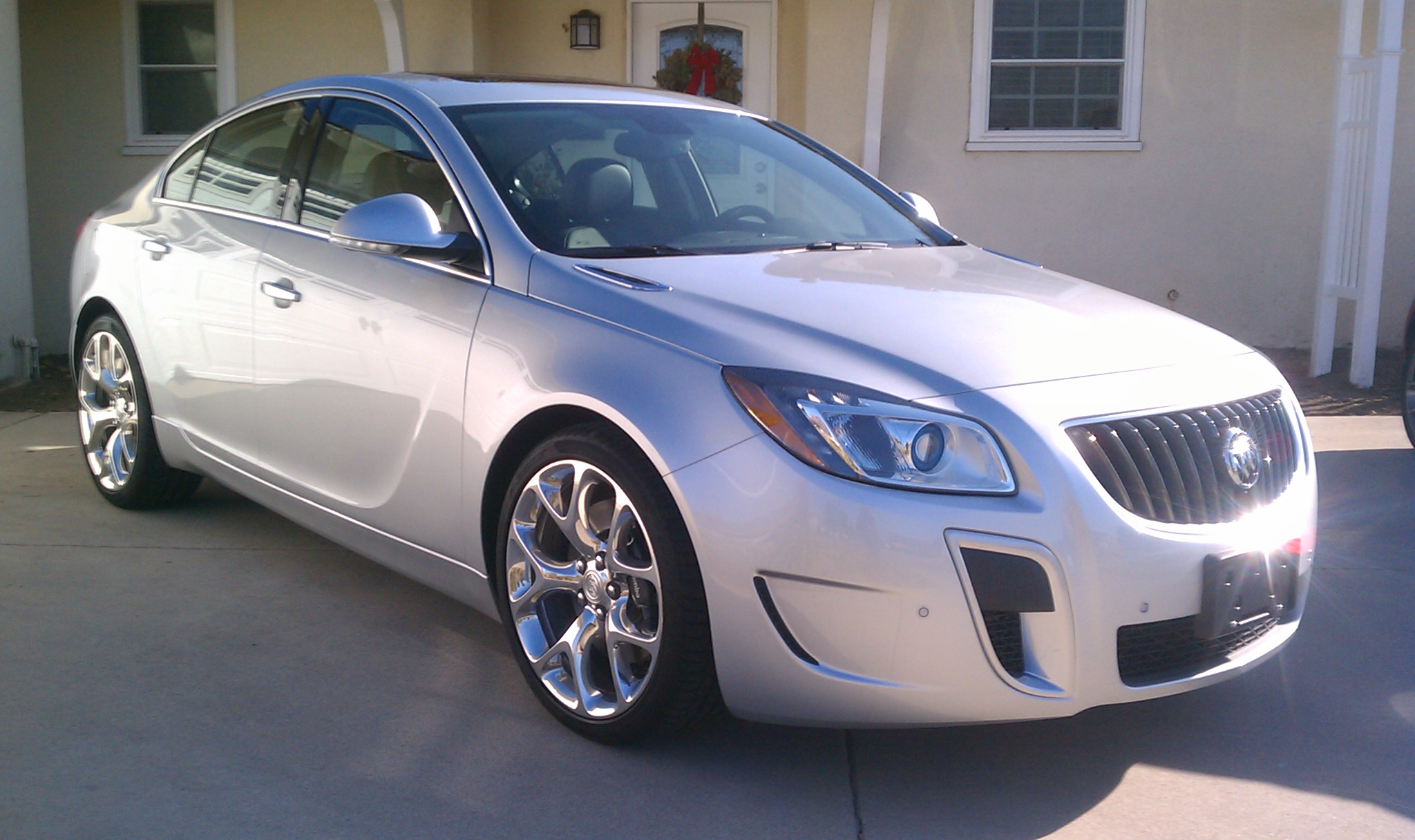 Road Test 2012 Buick Regal Cxl Turbo Amp Gs The Ignition Blog