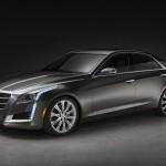 Debut : Bold New 2014 Cadillac CTS