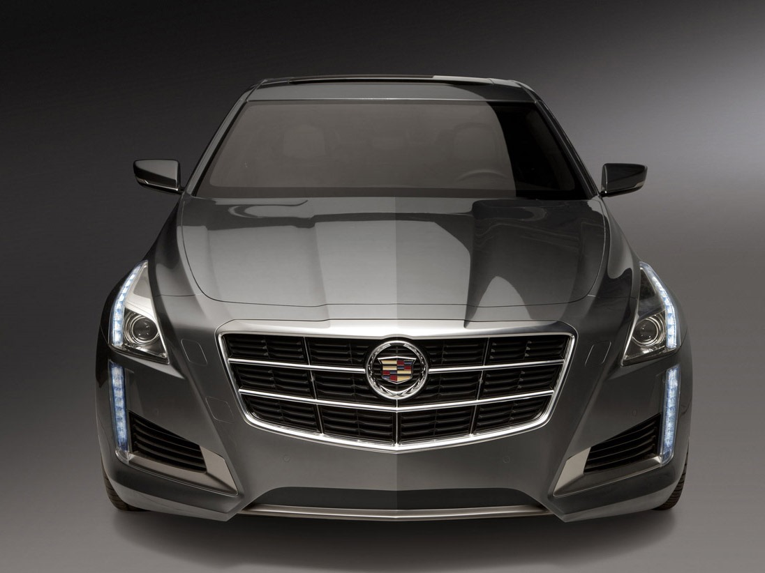 debut bold new 2014 cadillac cts the ignition blog. Black Bedroom Furniture Sets. Home Design Ideas