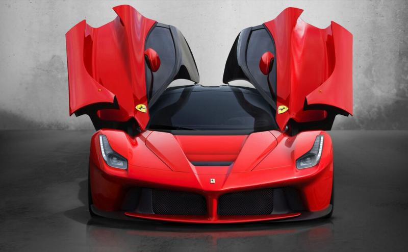 Ferrari F70 Laferrari Has Arrived The Ignition Blog