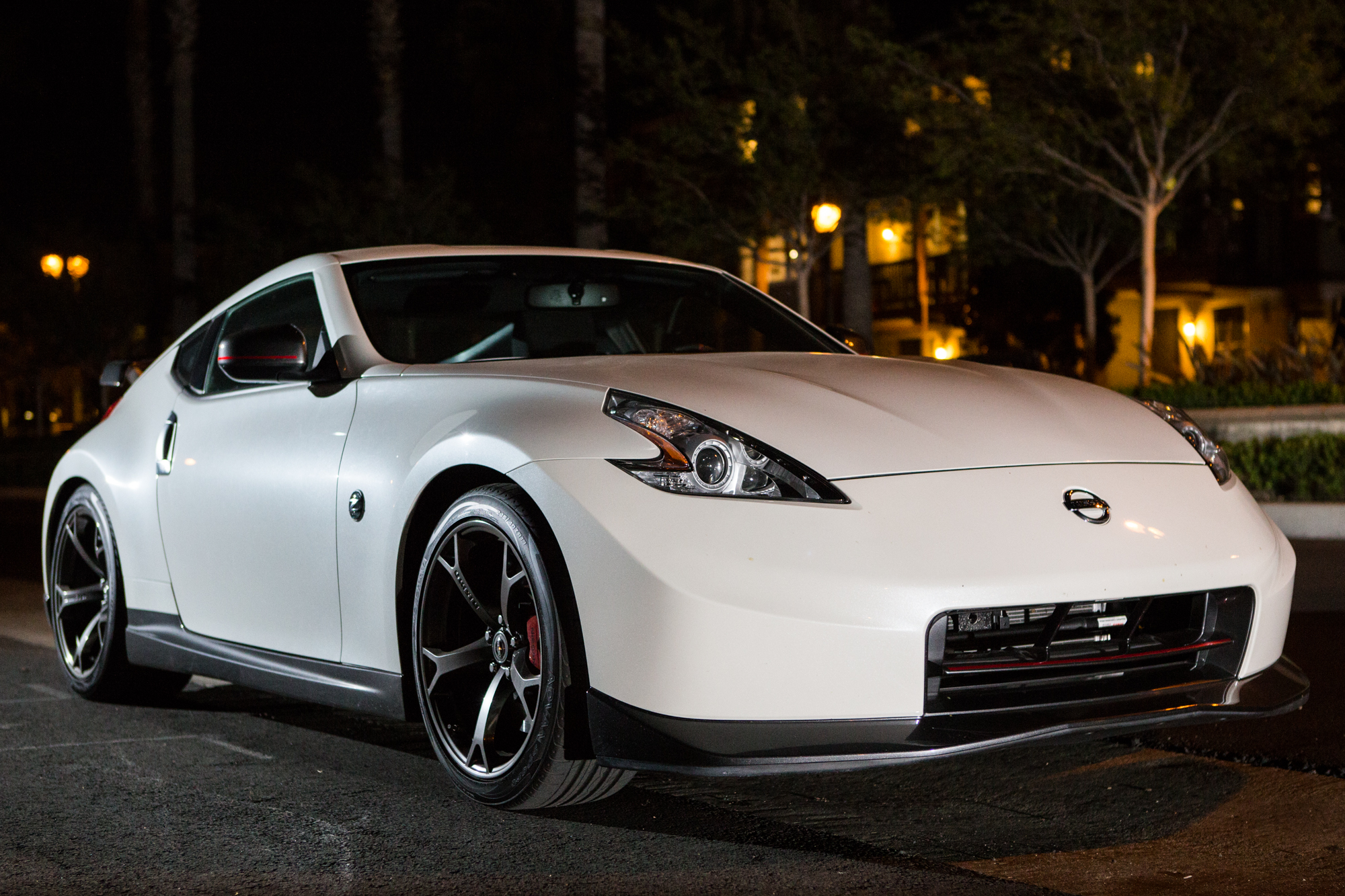 2014 Nissan White Nismo 370z 002 The Ignition Blog