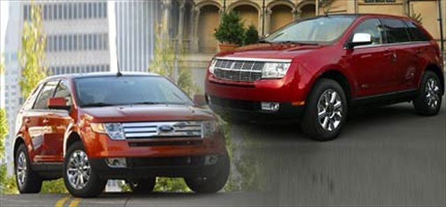 Ford Edge And Lincoln Mkx