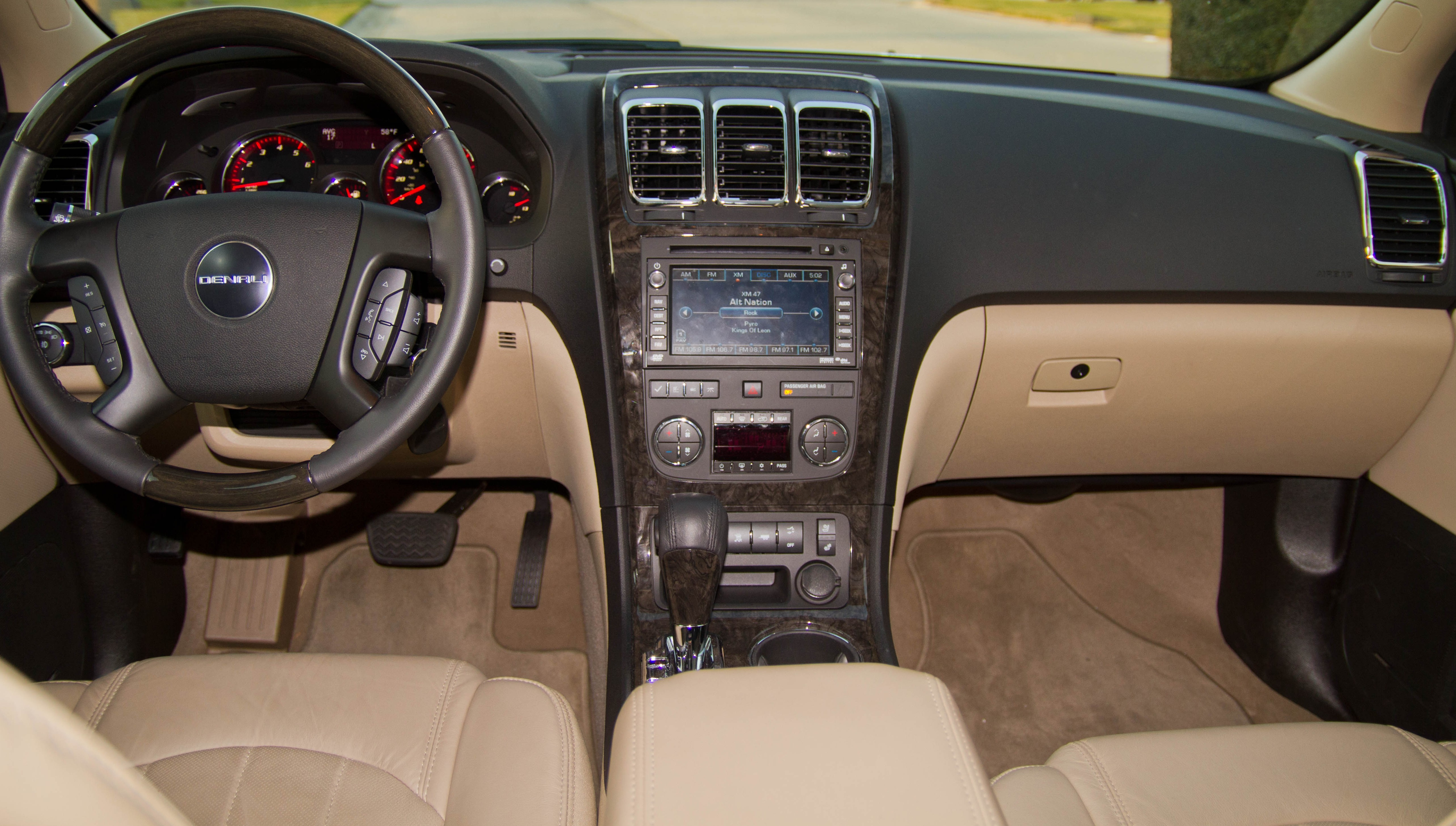 introductions picks lead interior new car into turbo enclaves buick instrumentation verano enclave site