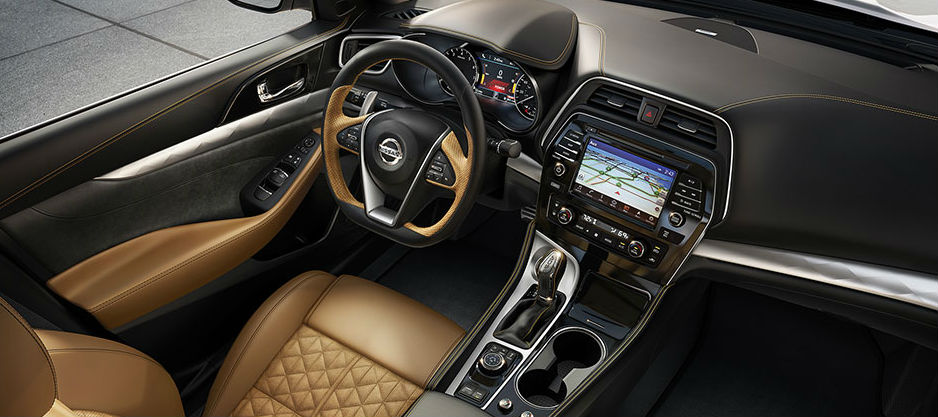 2016 nissan maxima we review the 4 door sports car the ignition blog