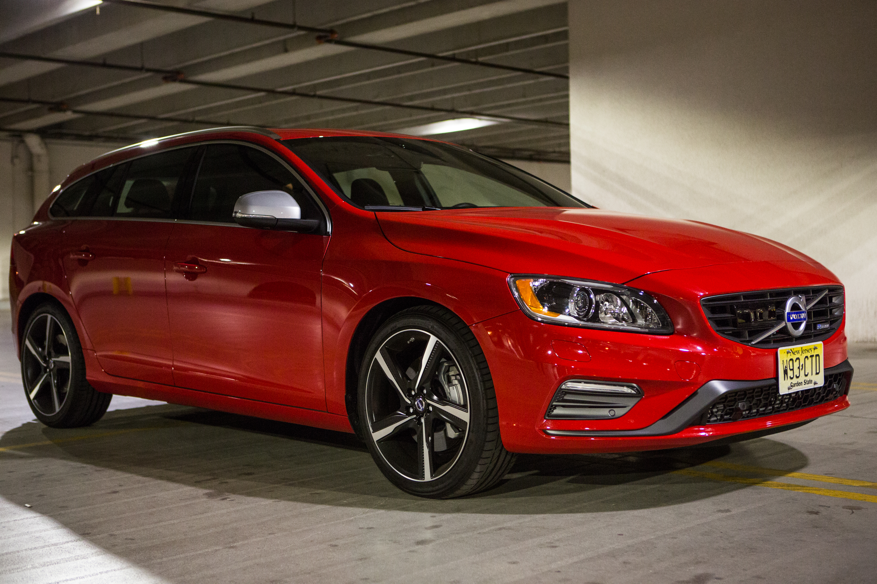 2015 Volvo V60 T6 R Design Review The Swedish Manvagn