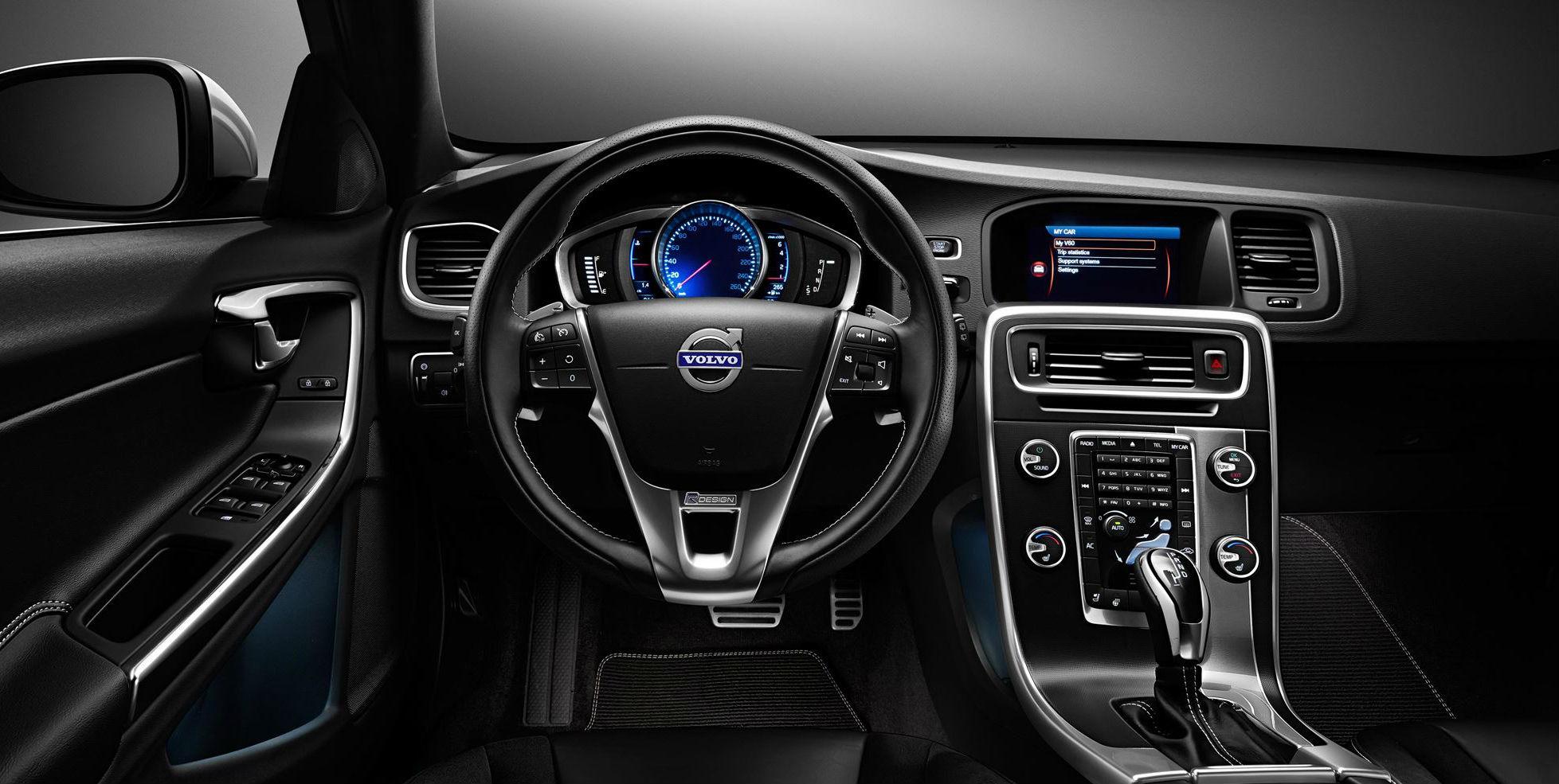 2016 Volvo V60 T6 R Design Choice Image Diagram Writing