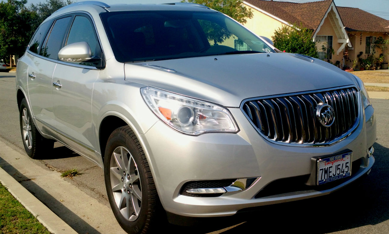 24 hours of happiness with the 2015 buick enclave the ignition blog. Black Bedroom Furniture Sets. Home Design Ideas