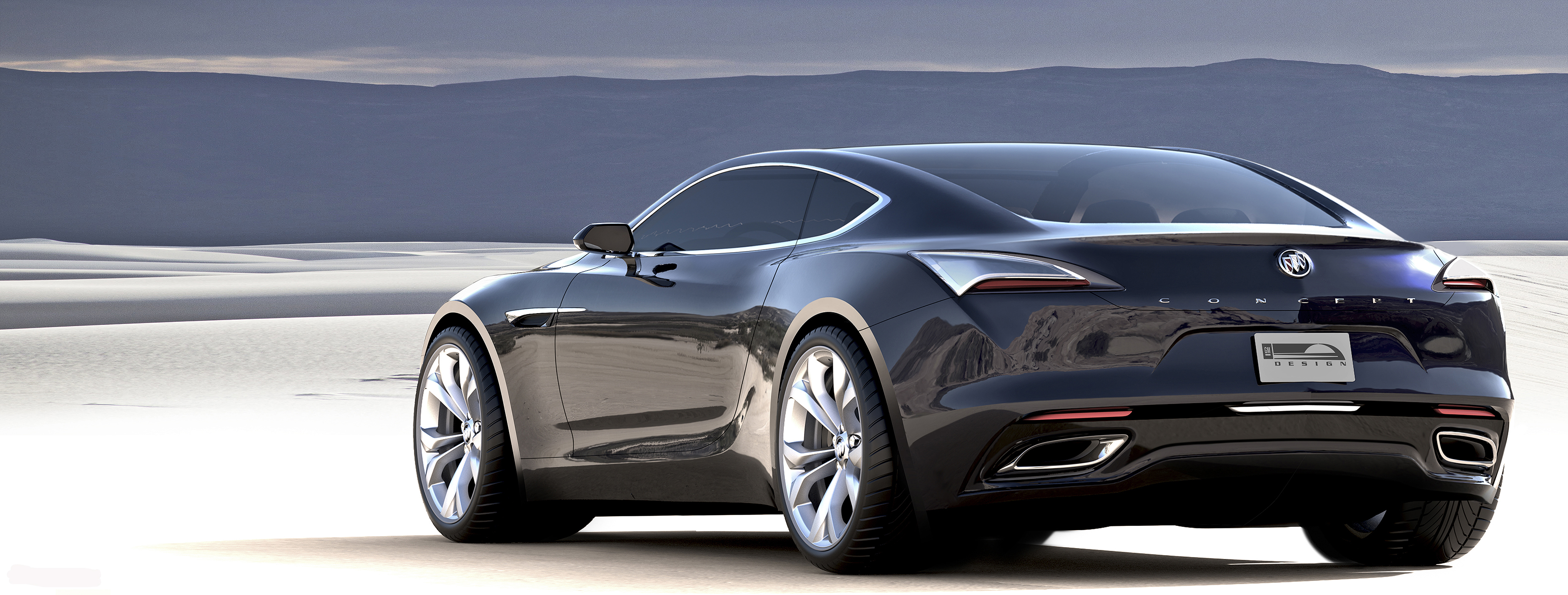 2016 buick avista concept debuts the ignition blog. Black Bedroom Furniture Sets. Home Design Ideas