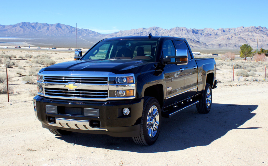 2016 Chevrolet Silverado 2500HD High Country Review - The ...