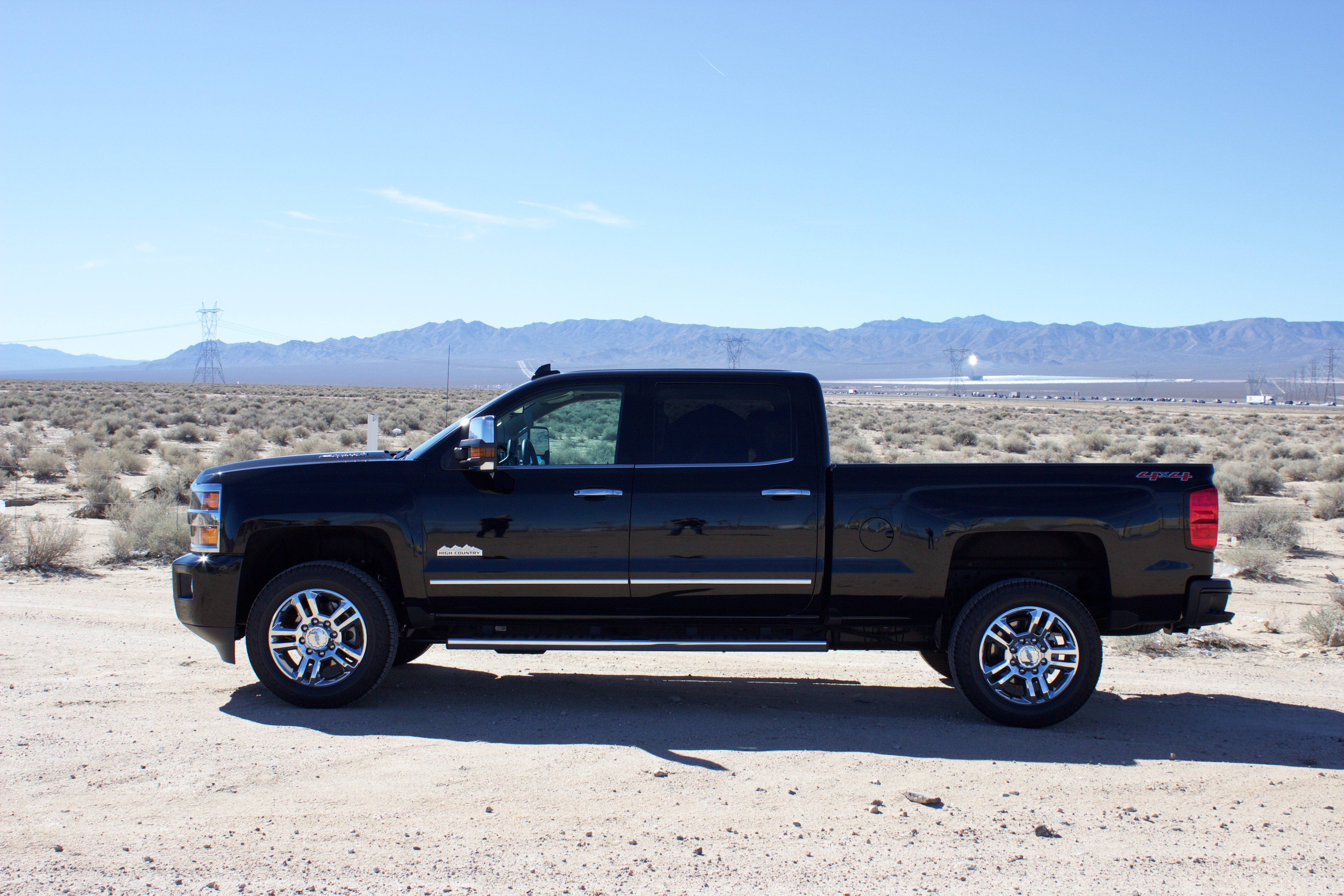 2016 chevrolet silverado 2500hd high country review the. Black Bedroom Furniture Sets. Home Design Ideas