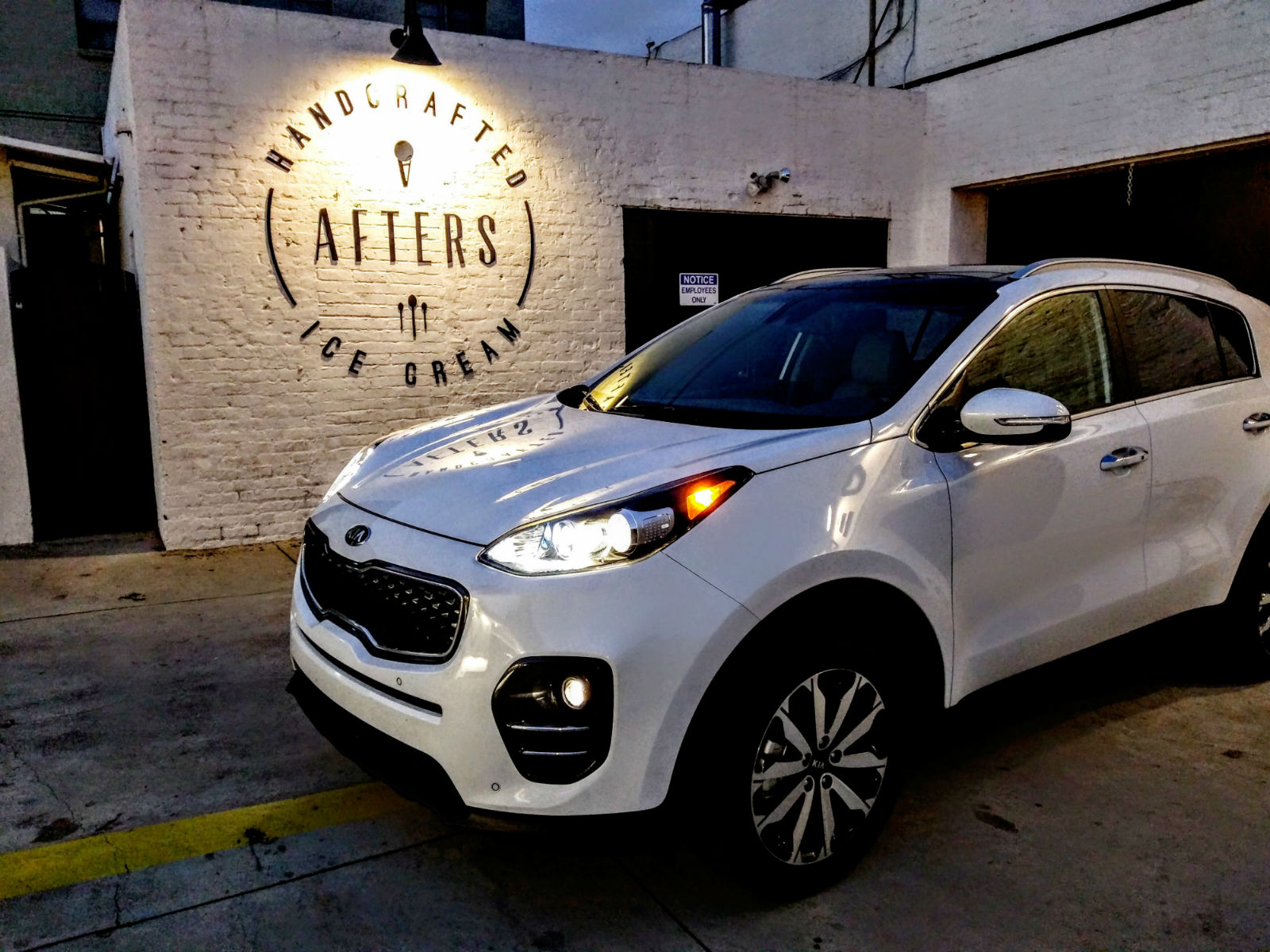 sportage kia at for occasion ex amazing used condition sale fichault