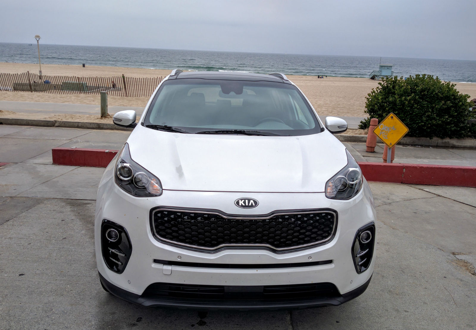 2017 kia sportage ex made for urban adventure the ignition blog. Black Bedroom Furniture Sets. Home Design Ideas