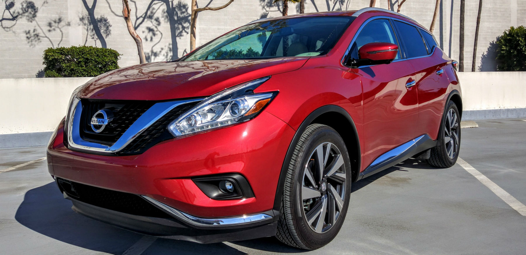 2016 Nissan Murano Style Over Substance The Ignition Blog