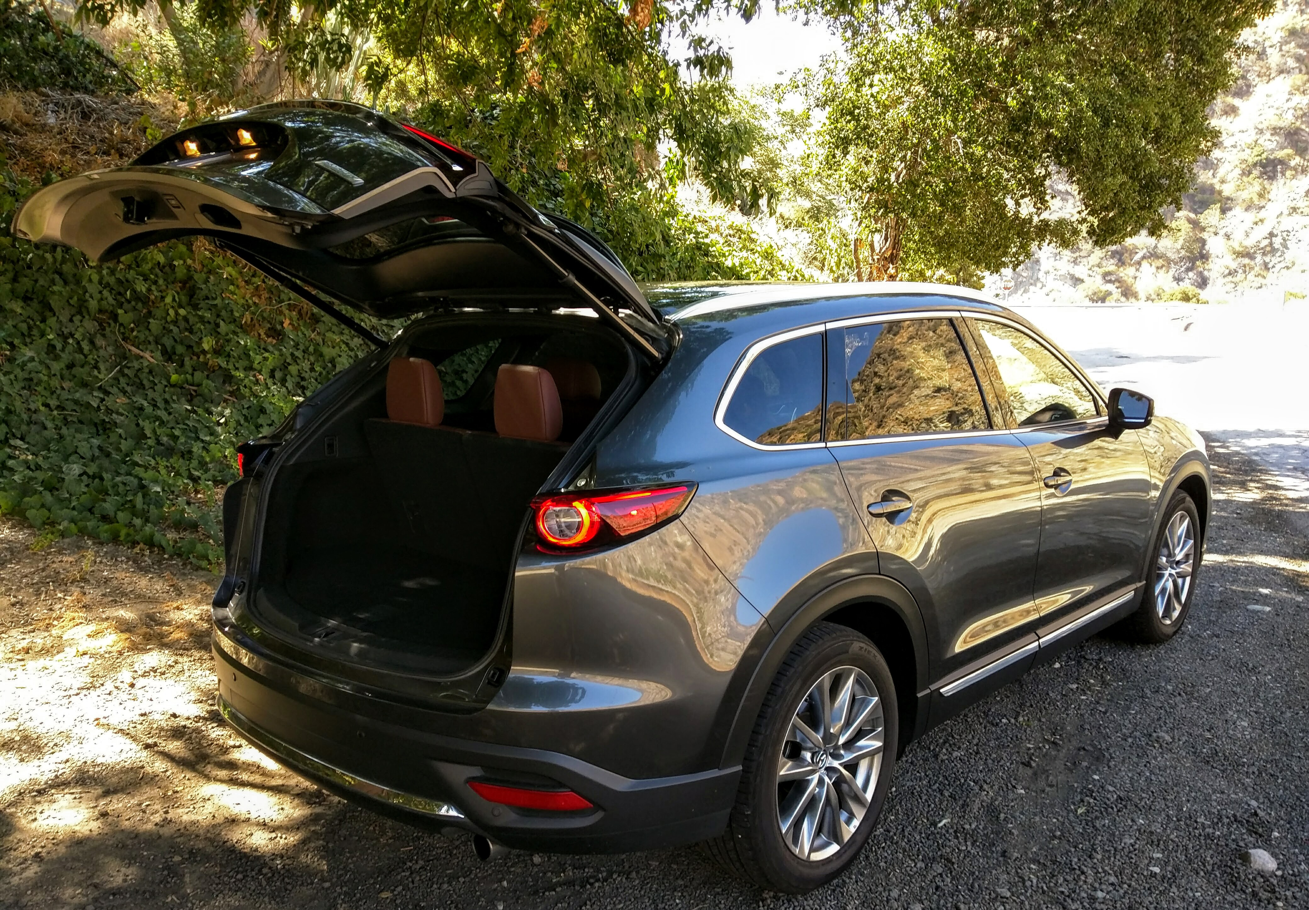 vehicle of the year 2016 mazda cx 9 the ignition blog. Black Bedroom Furniture Sets. Home Design Ideas