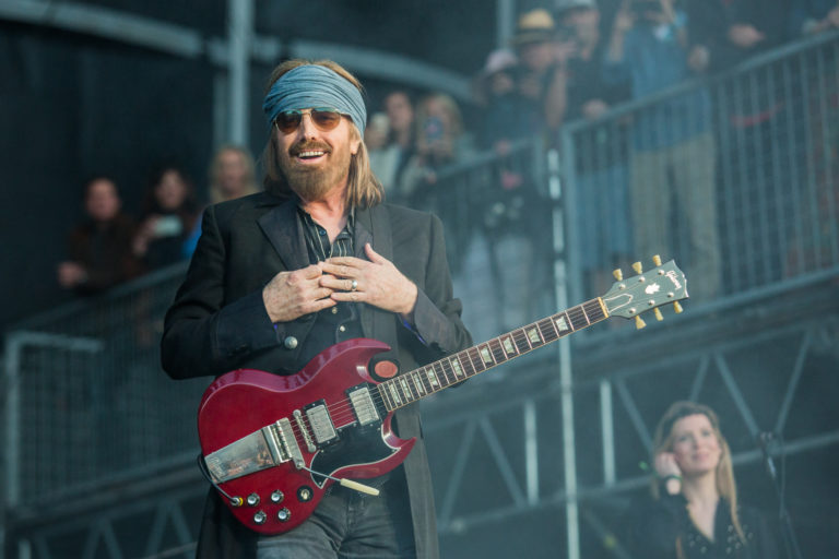 2017 BottleRock Tom Petty