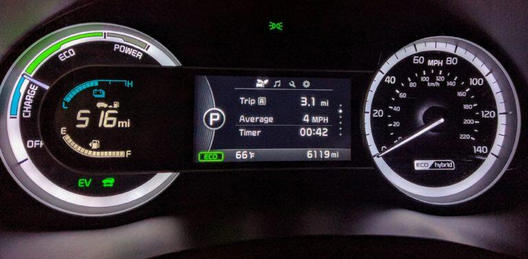 2017 Kia Niro LX Hybrid 004