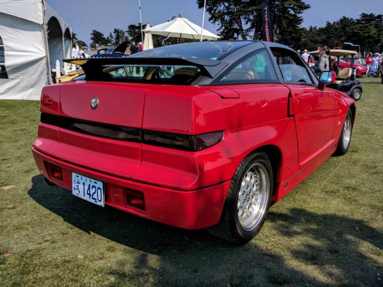 Alfa Romeo SZ Concorso Italiano 002