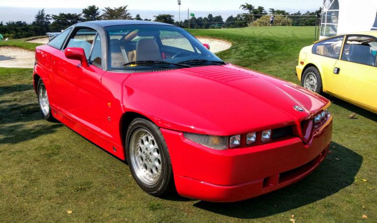 Alfa Romeo SZ Concorso Italiano 003