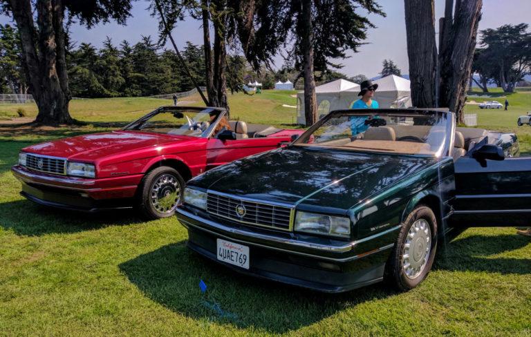 Cadillac Allante Concorso Italiano 001
