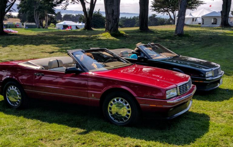 Cadillac Allante Concorso Italiano 002