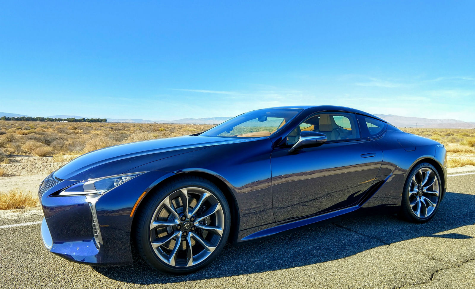 Vehicle Of The Year 2018 Lexus Lc 500 The Ignition Blog