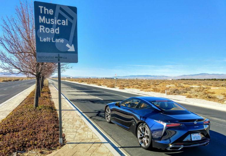 2018-Lexus-LC-500-Nightfall-Mica-Blue-Musical-Road-Lancaster-California
