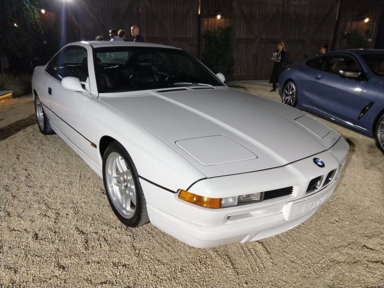 E31 BMW 8 Series Monterey Car Week 003