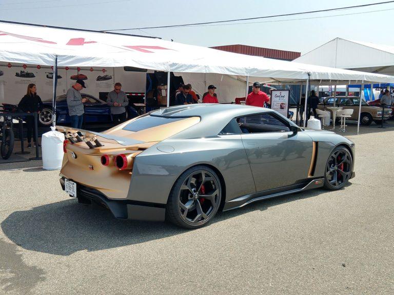 Nissan GT-R50 Laguna Seca RMMR 2018