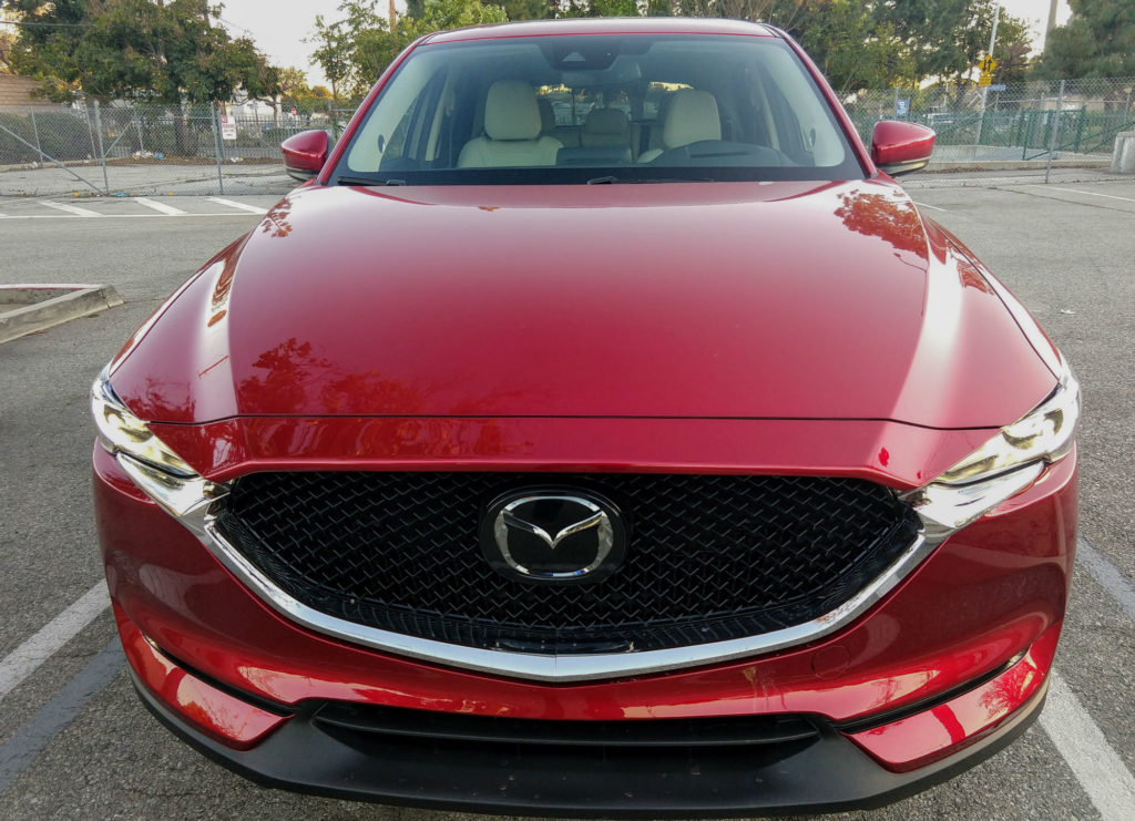 2018 Mazda CX-5 Grand Touring 002