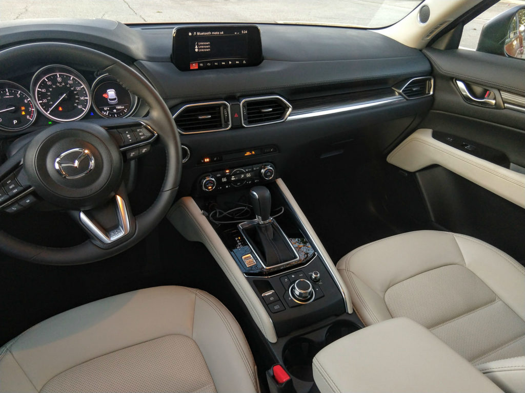 2018 Mazda CX-5 Grand Touring 004