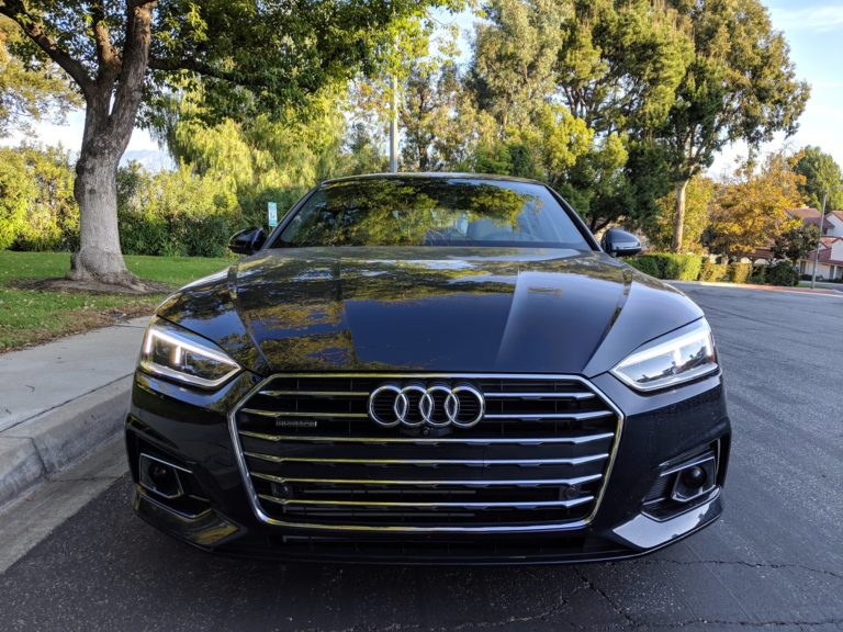 2018 Audi A5 Sportback 001