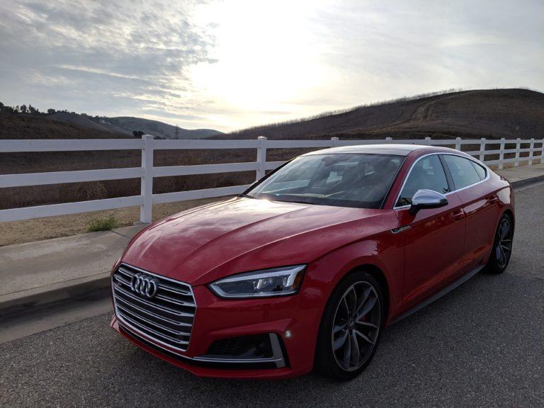 2018 Audi S5 Sportback 001