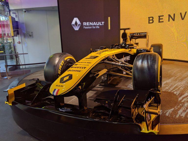 L'Atelier Renault Champs Élysées 001