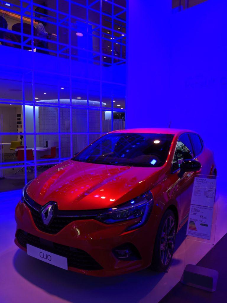 L'Atelier Renault Champs Élysées 002