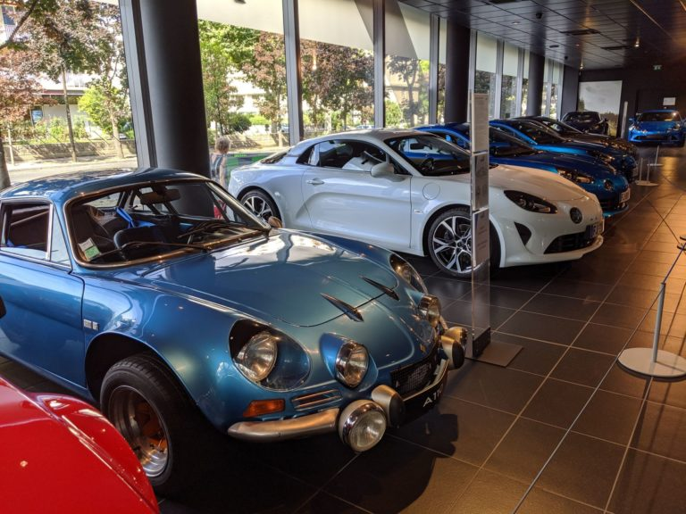 Paris Alpine A110 Boutique 003